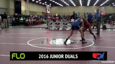 Jr. Duals: Illinois vs North Dakota
