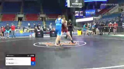 72 kg Rr Rnd 2 - Gabriel Lewis, Viking Wrestling Club (IA) vs Zachary Revier, Minnesota