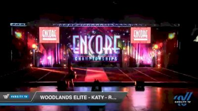 Woodlands Elite - Katy - Raiders [2020 L2 Youth - Small Day 2] 2020 Encore Championships: Houston DI & DII