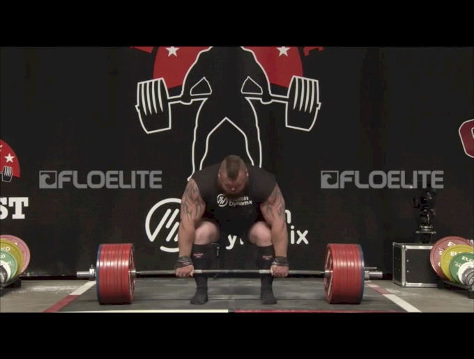 Hall, Pritchett, Magnusson Pull 465