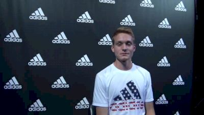 Drew Hunter after going pro and signing with adidas