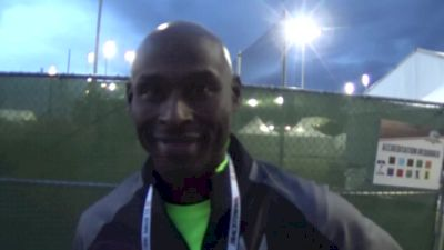 "Bernard Lagat says Olympic Trials 5K title is ""most rewarding"" championship of his career"