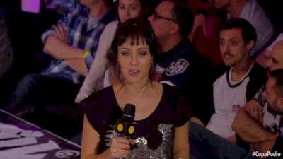 Erberth Santos vs Dan Borovic Copa Podio 2016 Middleweight Grand Prix