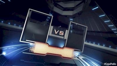 Claudio Calasans vs Dan Borovic Copa Podio 2016 Middleweight Grand Prix