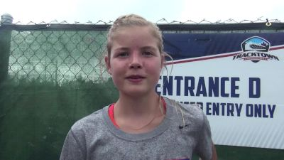 Allie Ostrander on 8th place finish at Olympic trials after only 5 weeks of training
