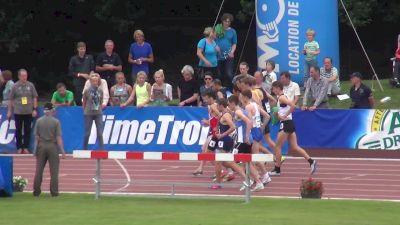Men's 1500m, Final - Heat B - Winn and Palmer 3:40