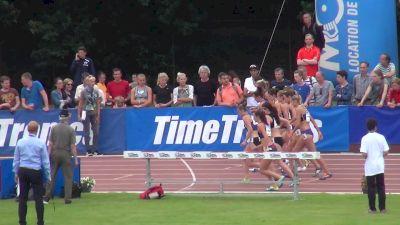 Women's 1500m, Final - Heat A - McGee 4:07