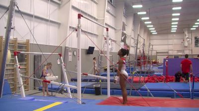 Simone Biles - Bars Second Half
