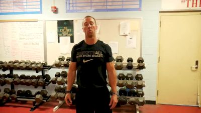 Step-Up Workout Directed by Oak Hill's Micah Kurtz