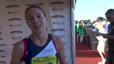 Shalaya Kipp happy with steeple race and Twitter trash talk between teams