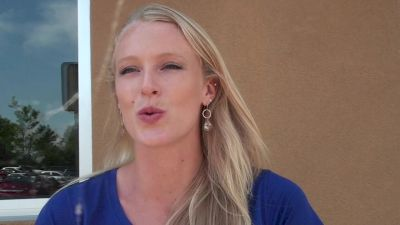 Sandi Morris talks overcoming fractured wrist 7 weeks before Olympic Trials