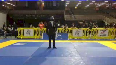 AUSTIN AARON FRALEY vs ARTHAN BANDEIRA SILVA BARCELLOS 2020 Pan Jiu-Jitsu IBJJF Championship