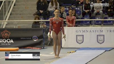 Ciena Alipio - Vault, USA - 2019 City of Jesolo Trophy