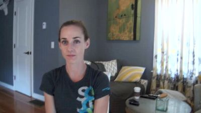 Molly Huddle talks about American Record performance in Rio and NYC Marathon prep