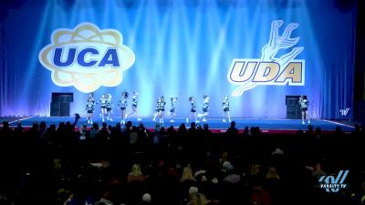 South Central Athletics - Royalty [2018 Youth - Small - D2 2 Day 2] 2018 UCA Smoky Mountain Championship
