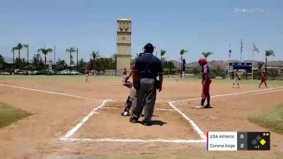 Corona Angels vs. USA Athletics - 2021 TC Nationals