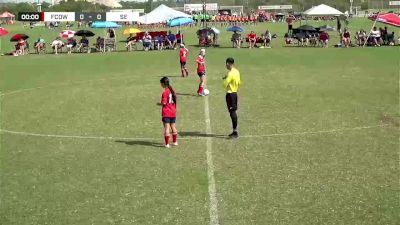FC Dallas West vs. Solar East - 2020 Premier Supercopa - Semifinals