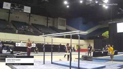Jake Schroeder - Parallel Bars, Arizona State - 2021 Men's Collegiate GymACT Championships