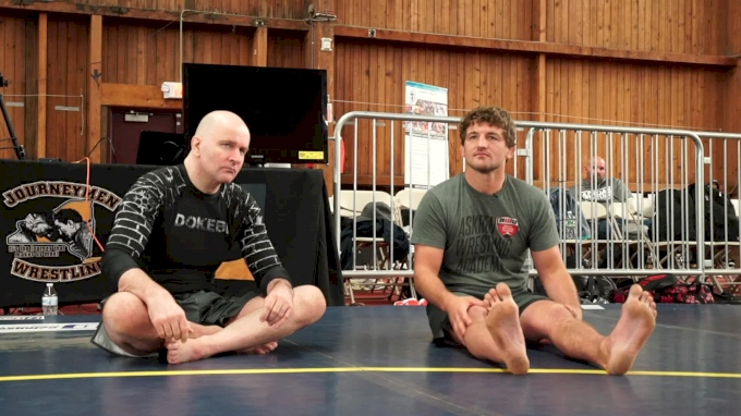 Askren, Danaher Discuss BJJ Schools, More