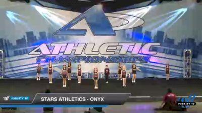 Stars Athletics - Onyx [2021 L1.1 Mini - PREP Day 1] 2021 Athletic Championships: Chattanooga DI & DII