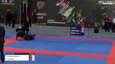 Sultan Al Ali vs Victor Hugo Marques 2018 Abu Dhabi Grand Slam Los Angeles