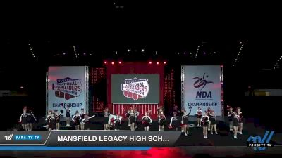 - Mansfield Legacy High School [2019 Game Day Band Chant - Varsity Day 1] 2019 NCA North Texas Classic