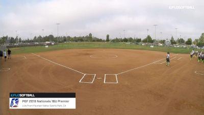Athletics vs. Dirt Divas - Field 1