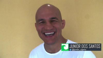 Junior Dos Santos Back In His Groove