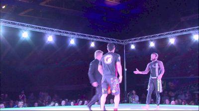 Jams Partridge vs Jose Llanas Fight to Win Pro 11