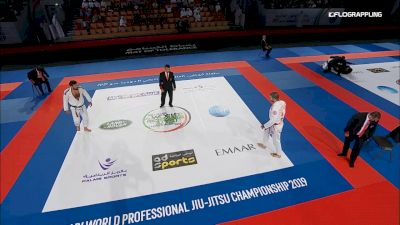 Eldar Rafigaev vs Muslim Patsarigov Abu Dhabi World Professional Jiu-Jitsu Championship