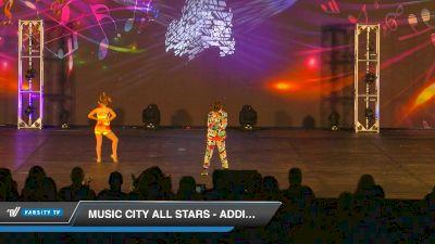 Music City All Stars - Addie Grace Pullium & Lincoln Travis [2019 Tiny - Jazz- Duet/Trio Day 1] 2019 One Up National Championship
