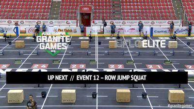 2016 Granite Games Individual W EV12 Heat 1
