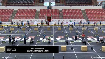 2016 Granite Games Masters EV11 Heat 3