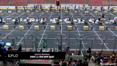 2016 Granite Games Masters EV11 Heat 4