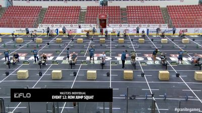 2016 Granite Games Masters EV11 Heat 1