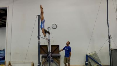 Addison Fatta Layout Double Double Bar Dismount