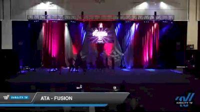 ATA - Fusion [2021 L5 Senior Day 1] 2021 The American Royale DI & DII