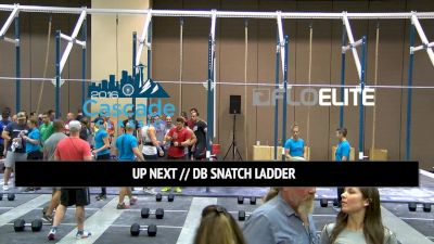 """2016 Cascade Classic All Divisions- """"DB Snatch Ladder"""""""
