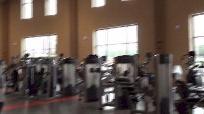 Wartburg Weight Room