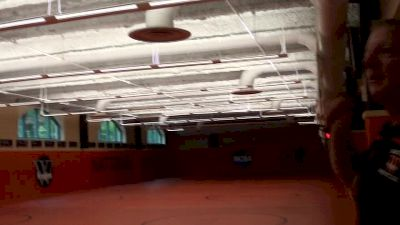 Wartburg Wrestling Room
