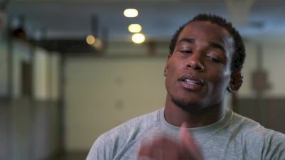 J'den Cox Didn't Want To Wrestle At Olympic Trials