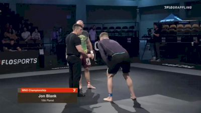 Jon Blank vs Jacob Couch Who's Number One Championship