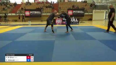 Paulo Brasil-Da-Silva vs Dariusz Walczak 1st ADCC European, Middle East & African Trial 2021