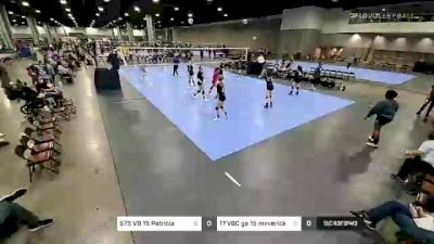 575 VB 15 Patricia vs TFVBC ga 15 maverick - 2021 Lil Big South