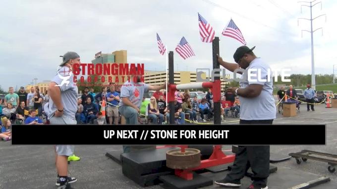 America's Strongest Man 2016: Stone of Steel