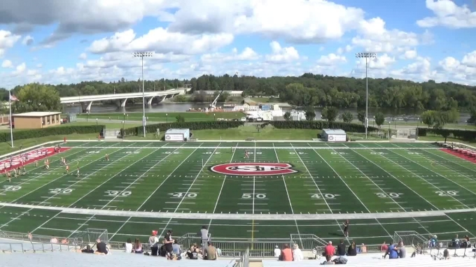 Football Stadium Day 1 Pt.2