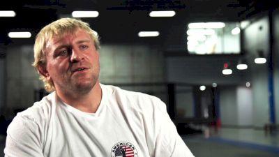 Steve Mocco Wrestled High School Division In 5th Grade