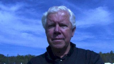 Coach Lance Harter predicts breakthrough race for Arkansas at Pre-Nats