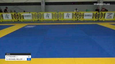 EMIL FISCHER vs ADOLPHUS JARREAU MOORE 2021 Pan IBJJF Jiu-Jitsu No-Gi Championship