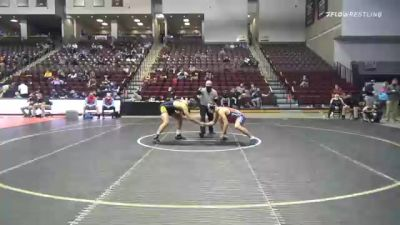 189 lbs 3rd Place - Ian Eckenrode, Cambria Heights vs Cole Karpinski, Greenville